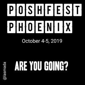 Phoenix baby! #Poshfest2019